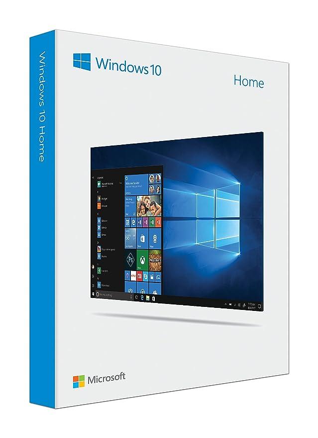 amazoncom microsoft windows 10 home usb flash drive software