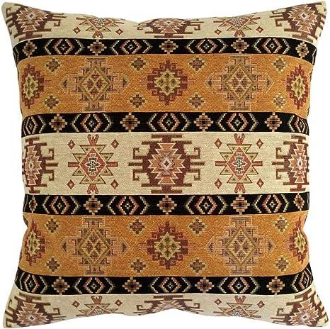 Kilim Pillows case TWO Pillows Set Handmade Decorative Turkish Kilim Color Cushion Cover pillow stripped Kilim pillows 16x16 inches