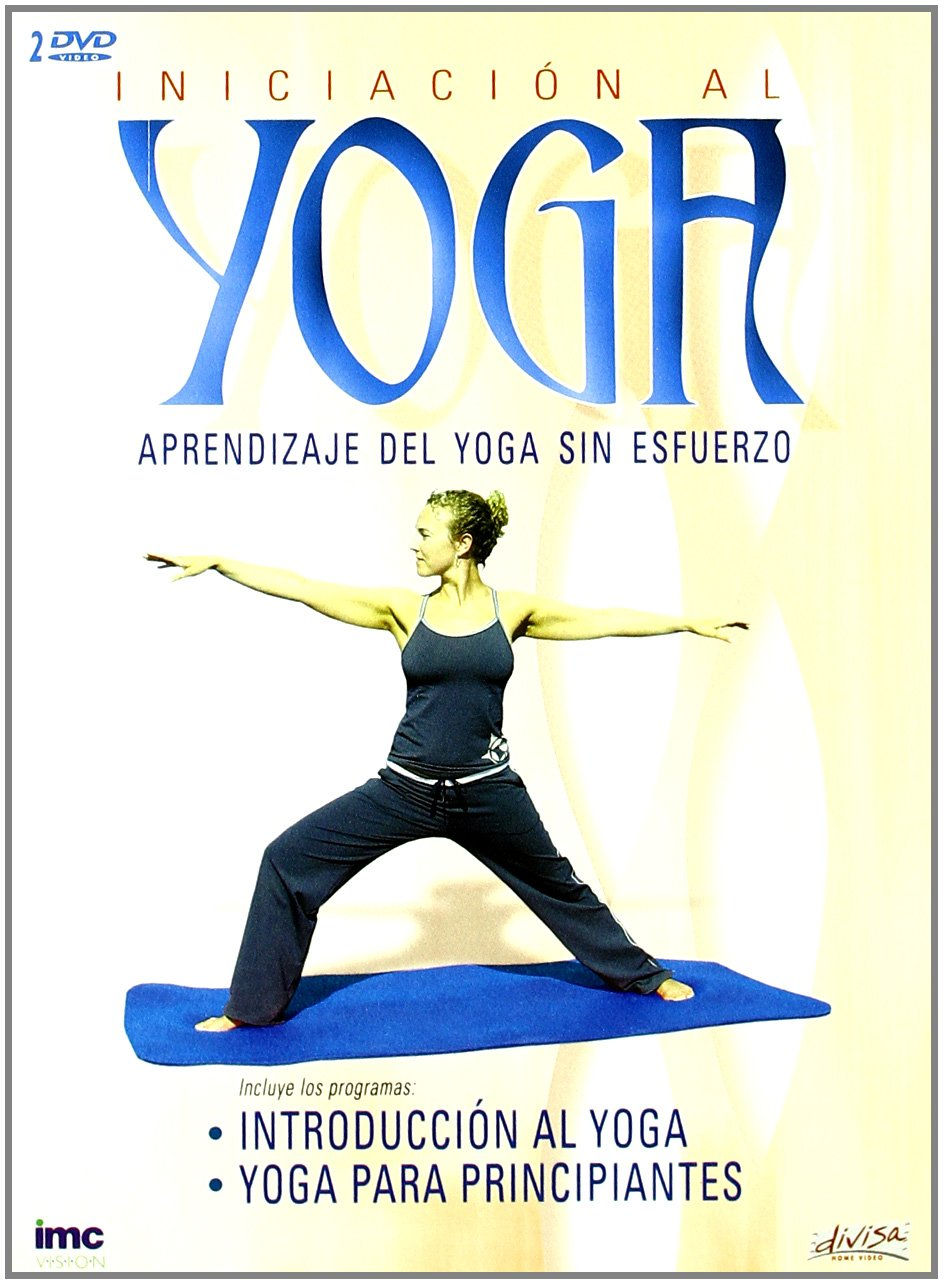Amazon.com: Iniciación Al Yoga (2001) (Import Movie ...