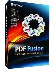 Corel PDF Fusion, Mini-Box, 1u, ENG - Software de gráficos (Mini-Box, 1u, ENG, Inglés, Caja, PC, 250 MB, 512 MB, 1.3 GHz)