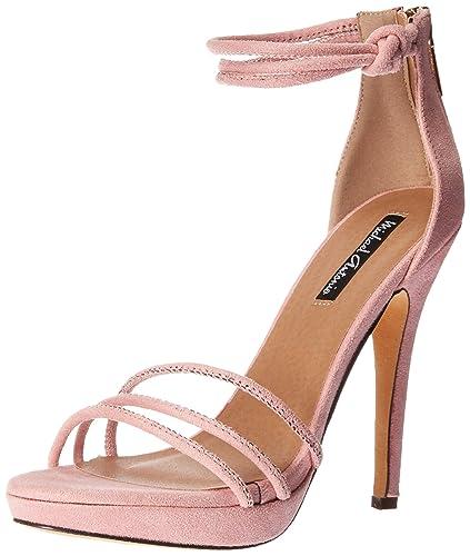 c682c8ea1b7f3 Michael Antonio Women s Trixie Wedge Sandal  Amazon.co.uk  Shoes   Bags
