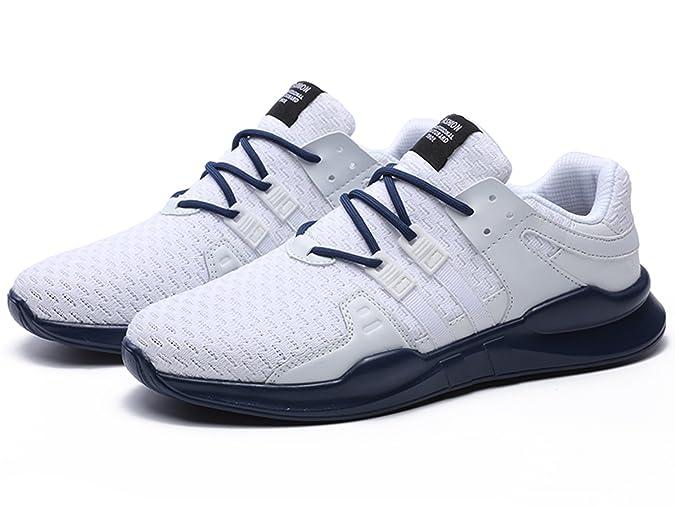 IIIIS-F Zapatillas de Running Deportes Aire Libre Zapatos para ...