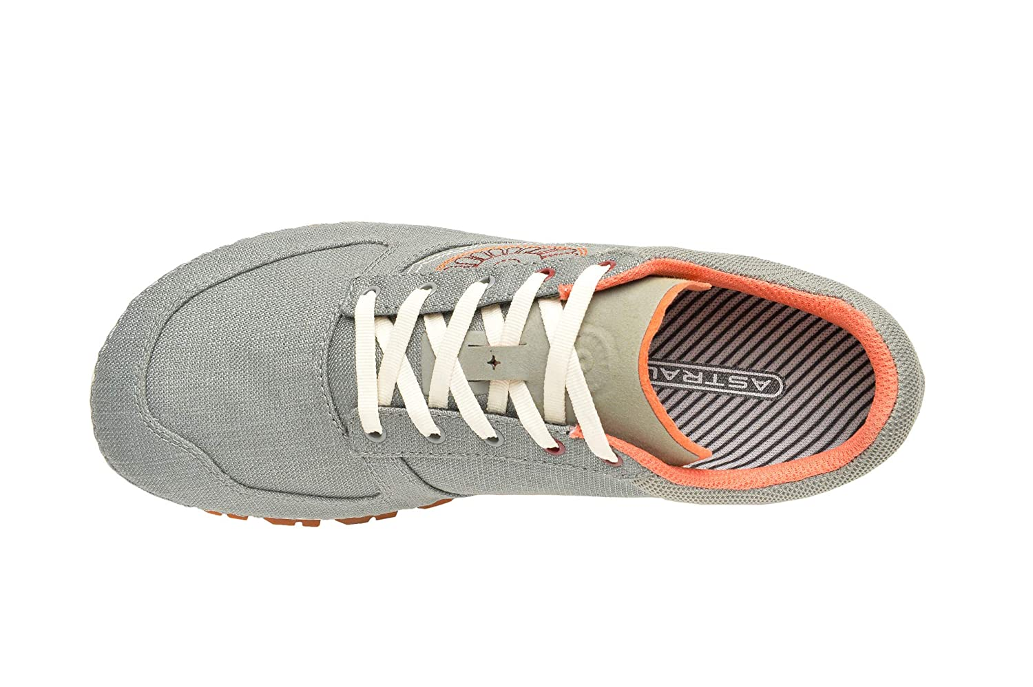 Gray//White 6 M US HTWGW06 Made for Outdoor Activities and Travel Breathable and Lightweight Astral Womens Hemp Tinker Casual Minimalist Shoes