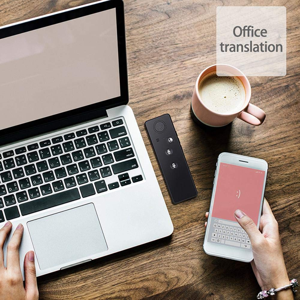 Geggur /übersetzer Sprach/übersetzer,/übersetzer elektronisch Echtzeit Multi Sprache Stimme Translator f/ür das Lernen von Reisen treffen