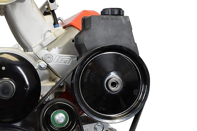 American Shifter 129796 Green Stripe Shift Knob with M16 x 1.5 Insert White World