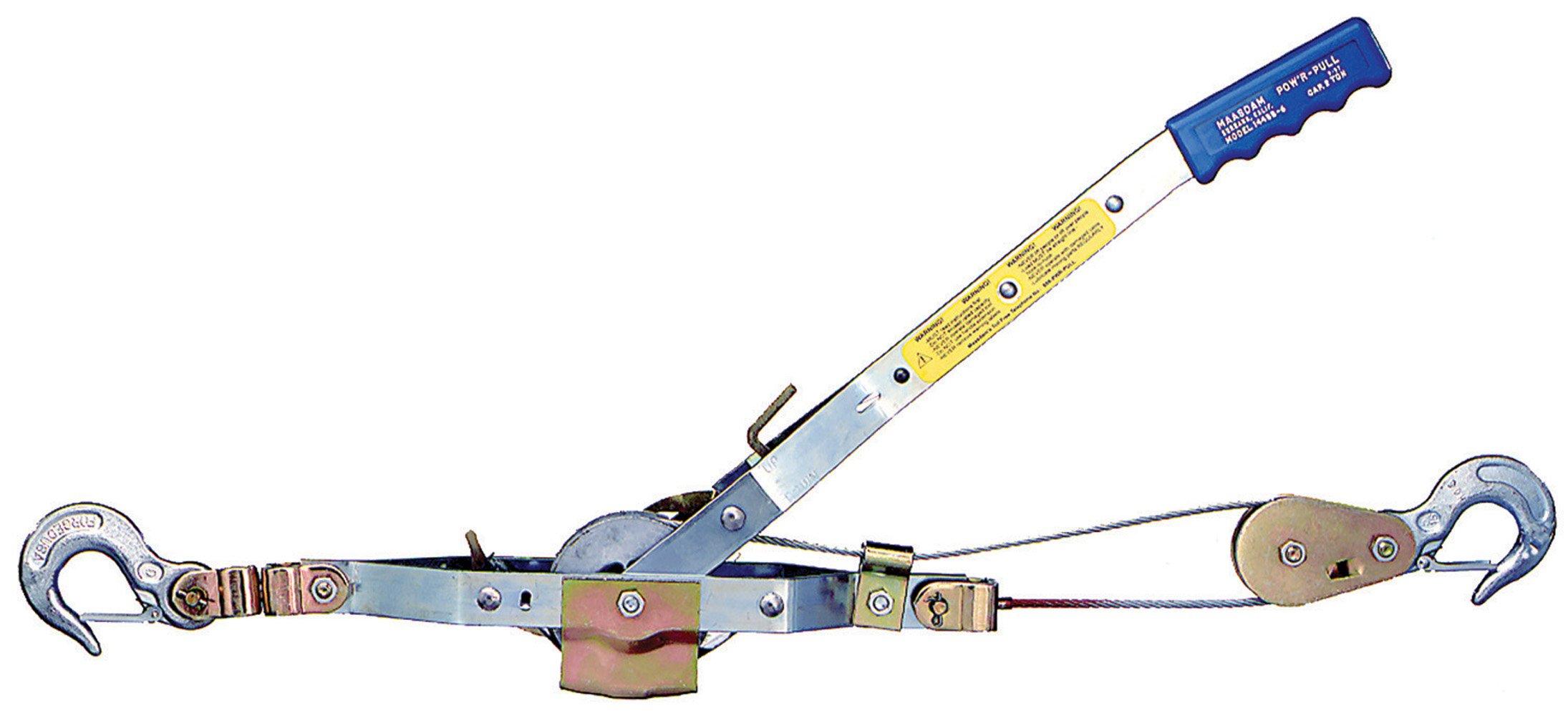 Maasdam Pow'R Pull 144SB-6 2 Ton Capacity Pow'R Pull USA Made by Maasdam Pow'R Pull