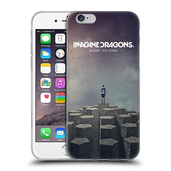 Amazon com: Official Imagine Dragons Night Visions Album