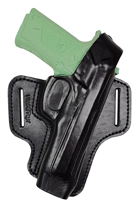 2 opinioni per VlaMiTex B7 Fondina per cintura per Beretta 92, 92 FS, in pelle