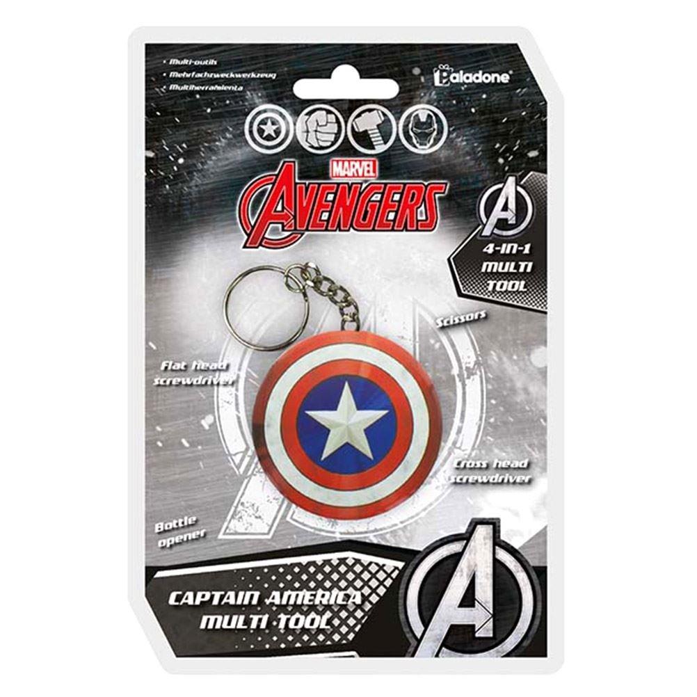 Amazon.com: Marvel Avengers Captain America Shield Multi ...