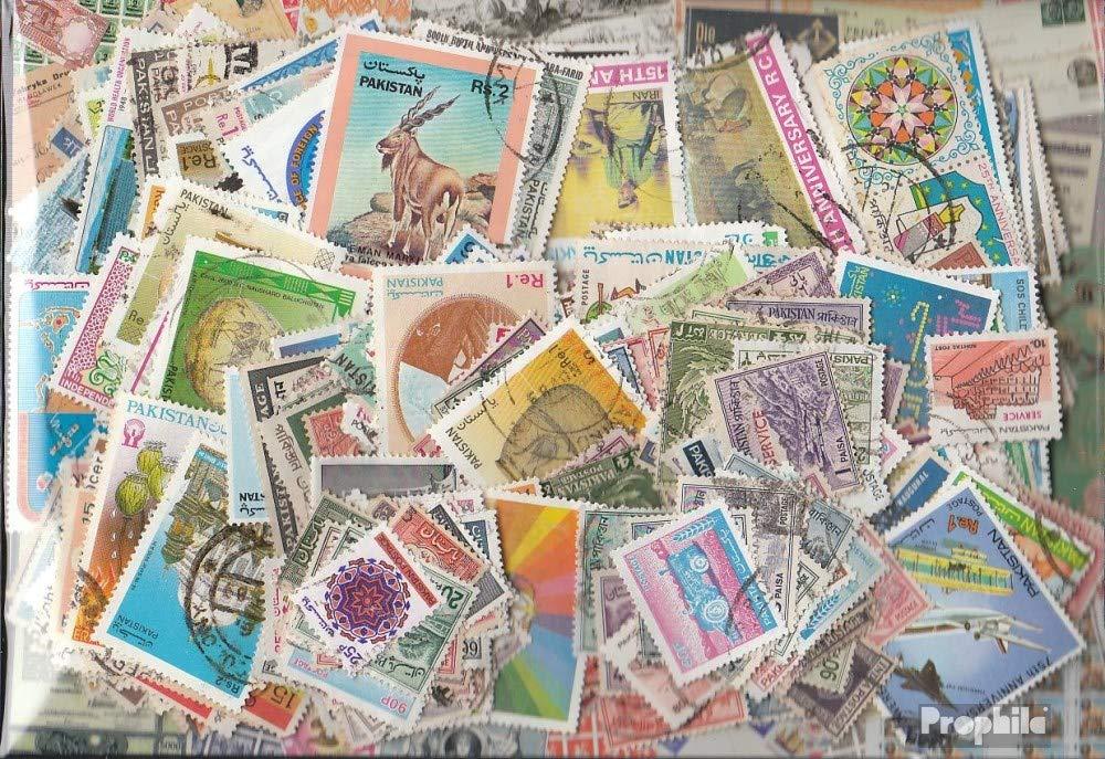 Prophila Collection Pakistan 500 500 Pakistan Verschiedene Marken (Briefmarken für Sammler) 0a2b1d