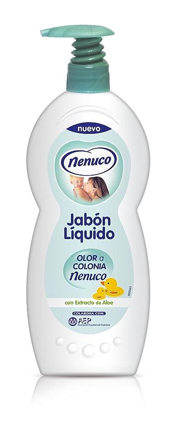 Nenuco Jabon Fragancia Original con Dosificador 650ml