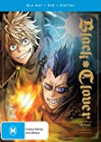 Black Clover Season 1 Part 5 Dvd / Blu-ray Combo