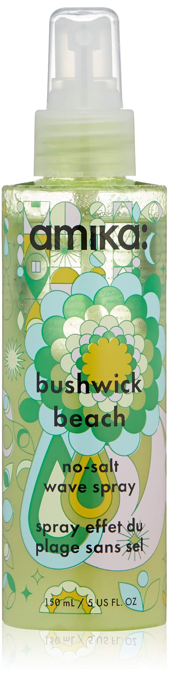 amika Bushwick Beach No Salt Wave Spray 5 Fl Oz by amika