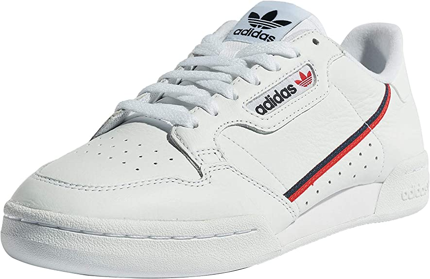 Chaussures adidas – Continental 80 J blancrougebleu