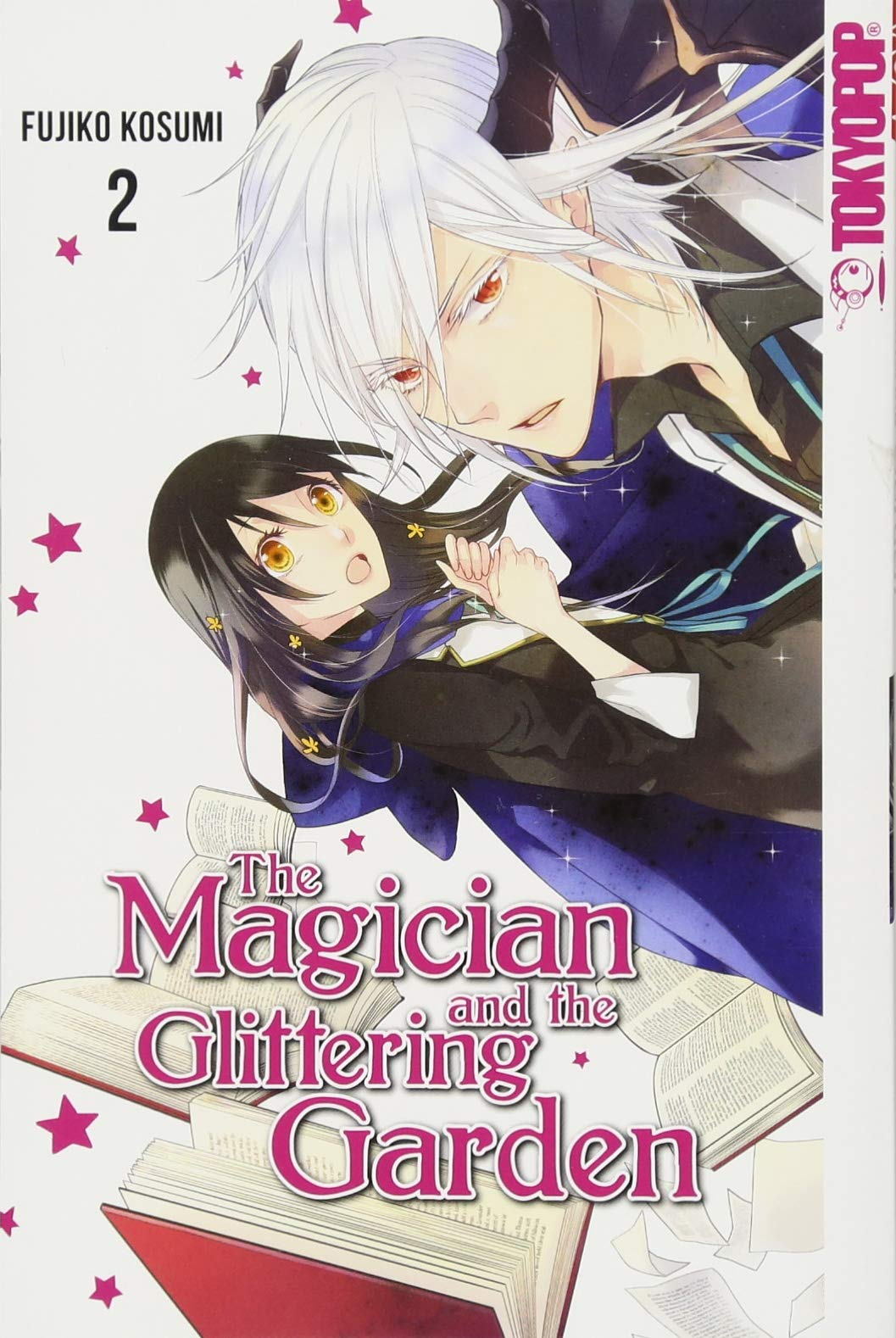The Magician and the glittering Garden 02