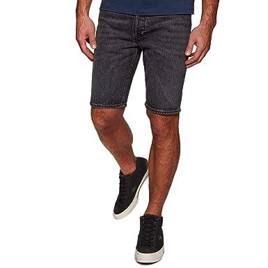 86454fe9f9c Levi's Strauss Sour Patch 501 Stonewash Denim Shorts - 501 00-73 29 Dark  Grey