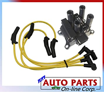 71zXPuYV33L._SX355_ ignition wires ignition coil ford focus l4 2 0l 00 01 02 03 04 vin