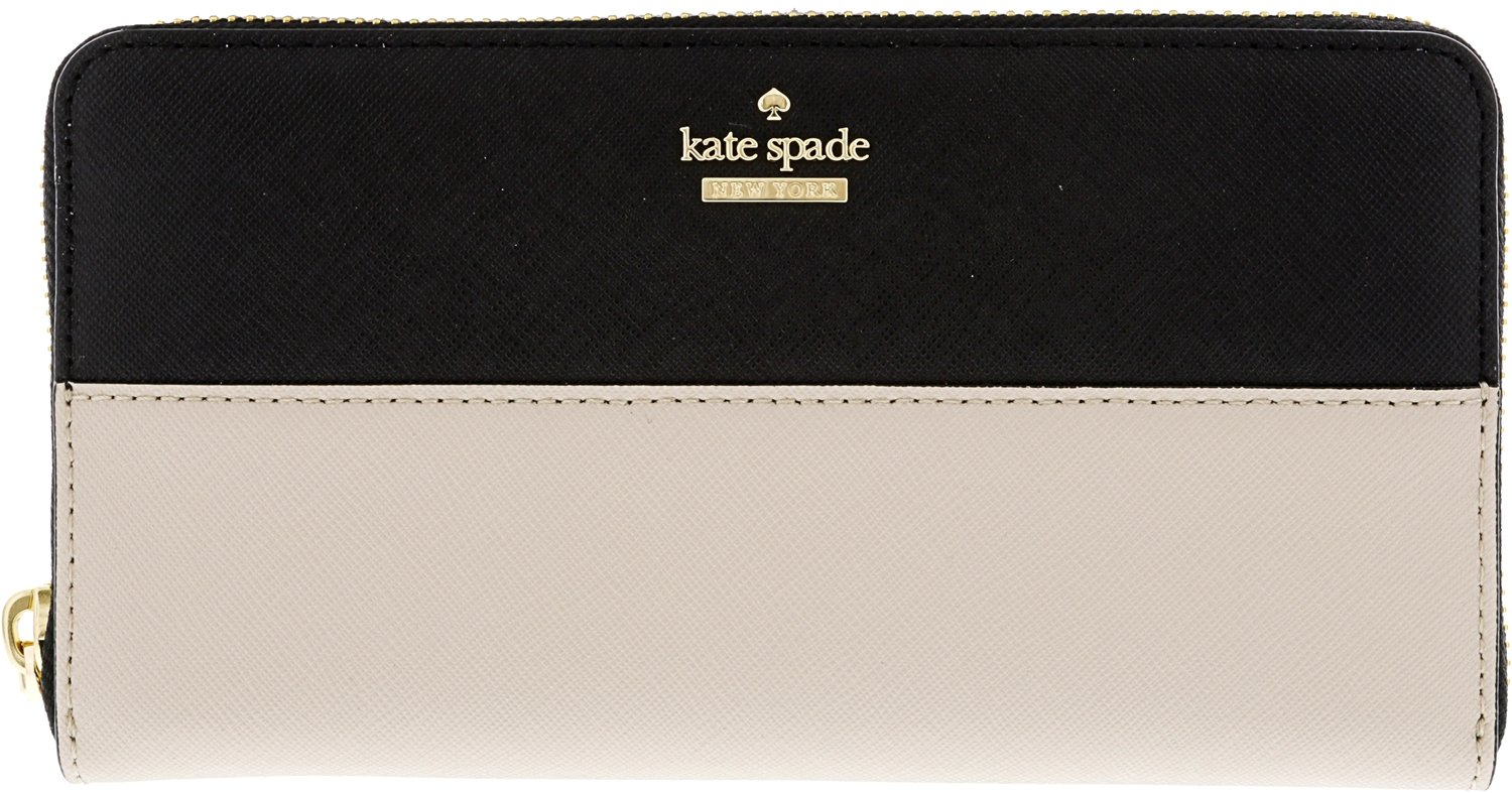 Kate Spade New York Women's Cameron Street Lacey Tusk/Black 1