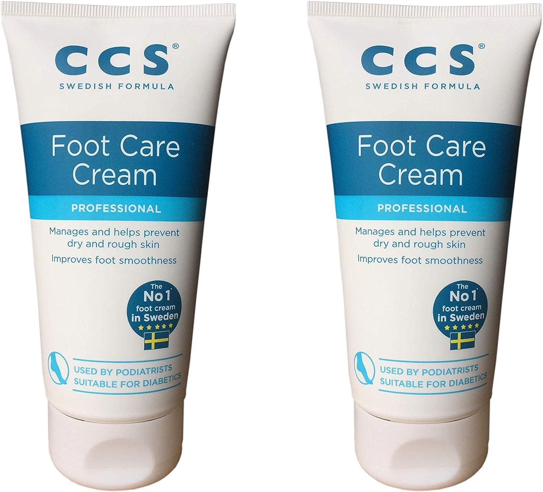 ccs foot cream reviews