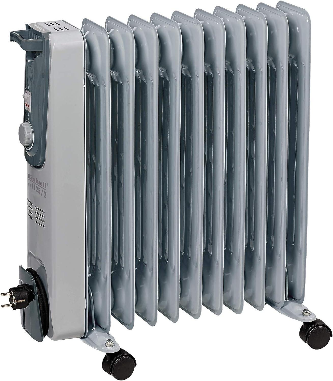 Einhell MR 1125/2 - Calefacción eléctrica radiador de aceite mr ...