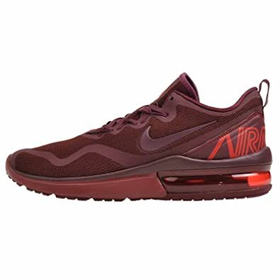 new style 58425 82f42 Nike Mens Air Max Fury, Dark Team RedNight-Maroon, 10 M US Buy Online at  Low Prices in India - Amazon.in