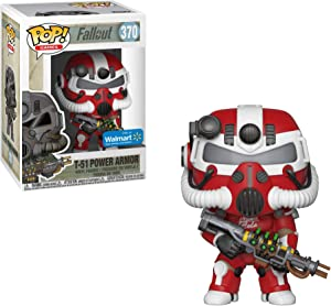 Funko Pop Games Fallout T-51 Power Armor Nuka Cola Limited Edition Vinyl