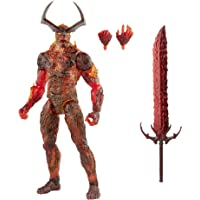 "MARVEL - Legends Series - 6"" Surtur - Infinity Saga character - 3 Accessories - Movie Inspired - Premium Design Action…"