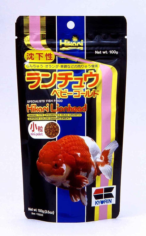 Hikari Lionhead Mini (Size: 100g) 05220