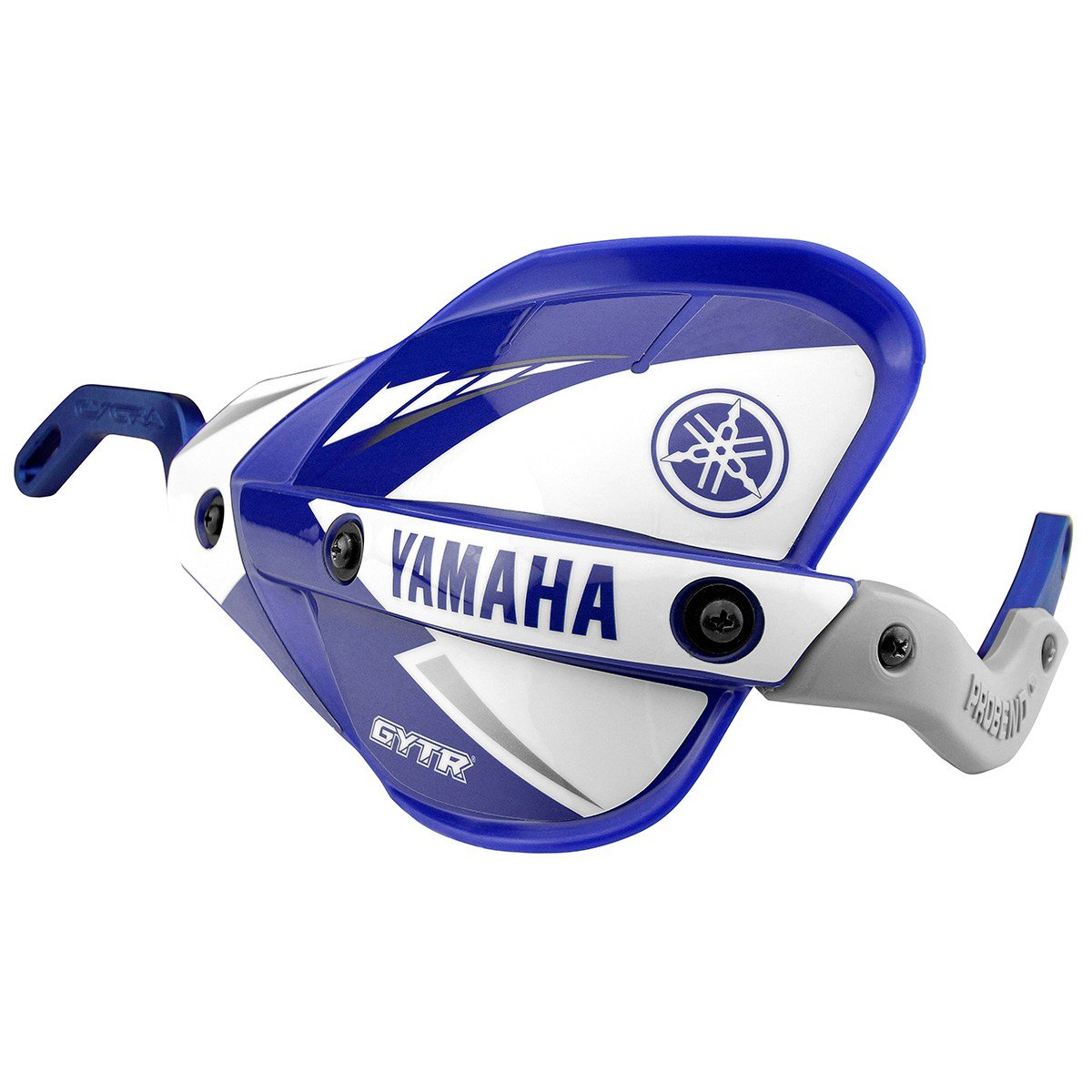 Genuine Yamaha By Cycra Factory ProBend CRM Rack Pack Handguards DBYACC563470 Blue