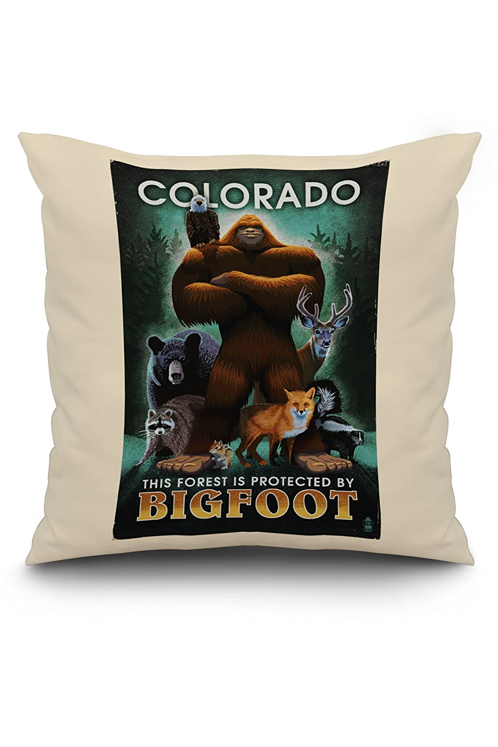 Amazon.com: Colorado – Respect de nuestra fauna – Bigfoot ...