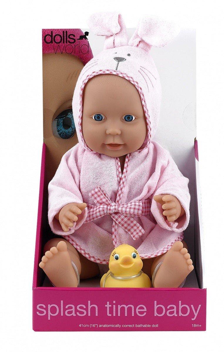 Dolls World Splash Time Baby Girl: Amazon.co.uk: Toys & Games