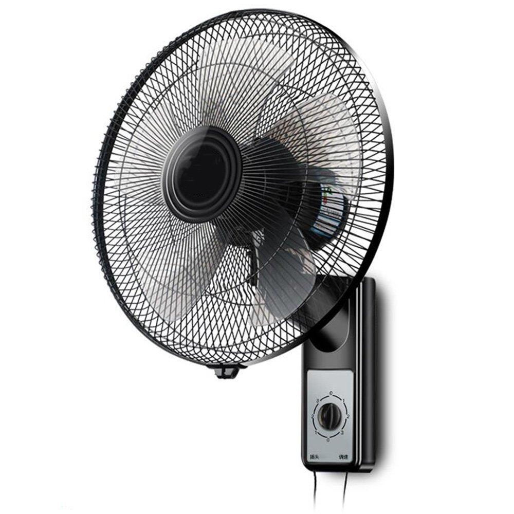 DS エアコン 電動ファン - サイレントシェイキングヘッド5リーフ大きな風の壁のファンの家庭レストラン大ファンのドミトリーのファン &&   B07QS19HCW