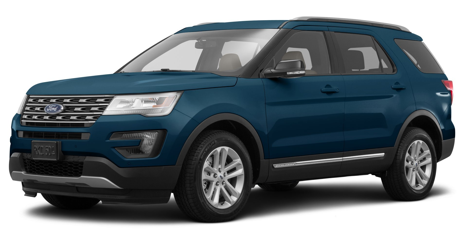 2016 ford explorer reviews images and specs vehicles. Black Bedroom Furniture Sets. Home Design Ideas