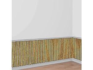 Amscan Bamboo Party Scene Setter Room Roll