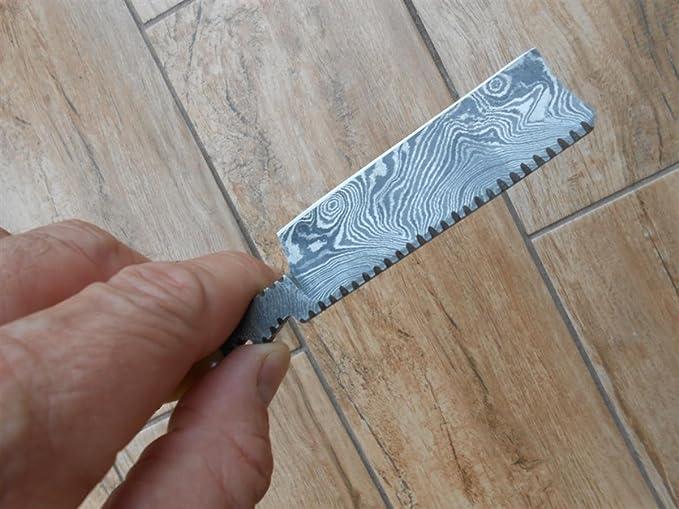 Amazon.com: ¡Venta! Damasco – Cuchillo de estilo