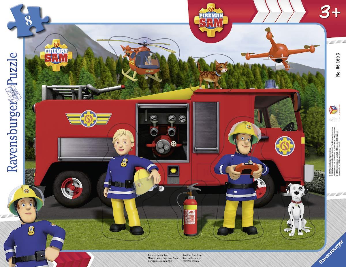 Ravensburger Infantil Puzzle 06169 Ravensburger 06169 de Rescate ...