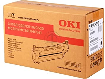 OKI MC 352 DN (44472603) - original - Fuser kit: Amazon.es ...