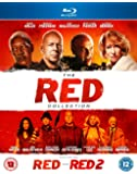 Red 1 & 2 [Blu-ray] [Import]