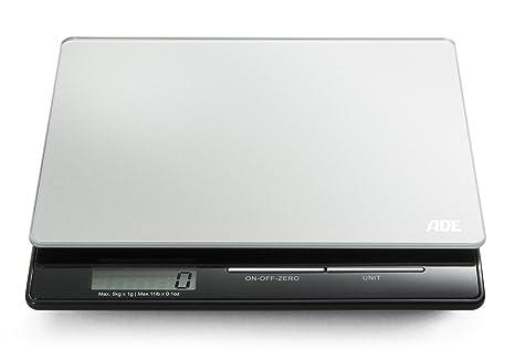 Amazon.com: ADE KE Franzi 1215 Báscula de cocina electrónica ...