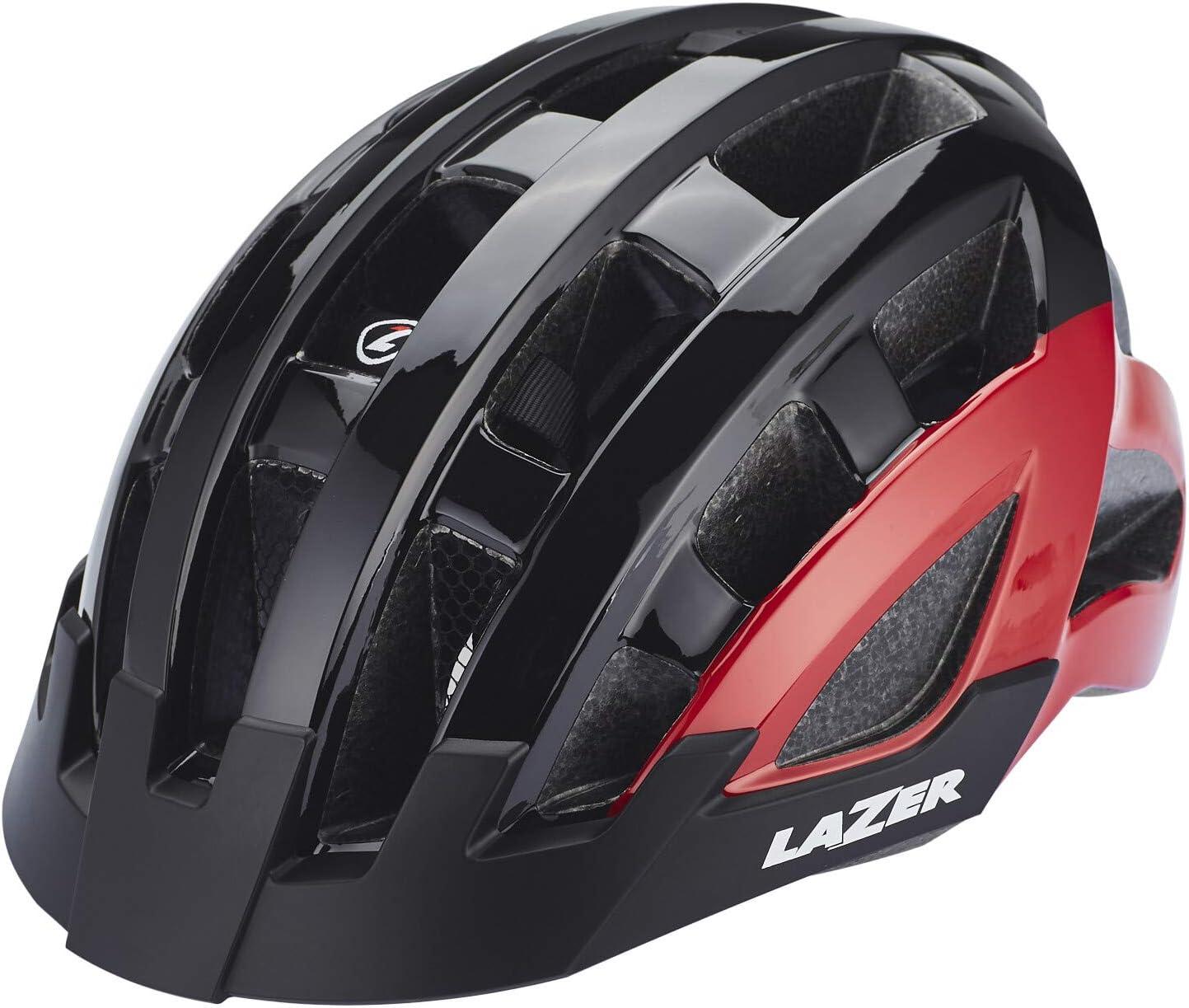 Flash Yellow Uni-Adult Lazer Compact DLX MIPS Helmet