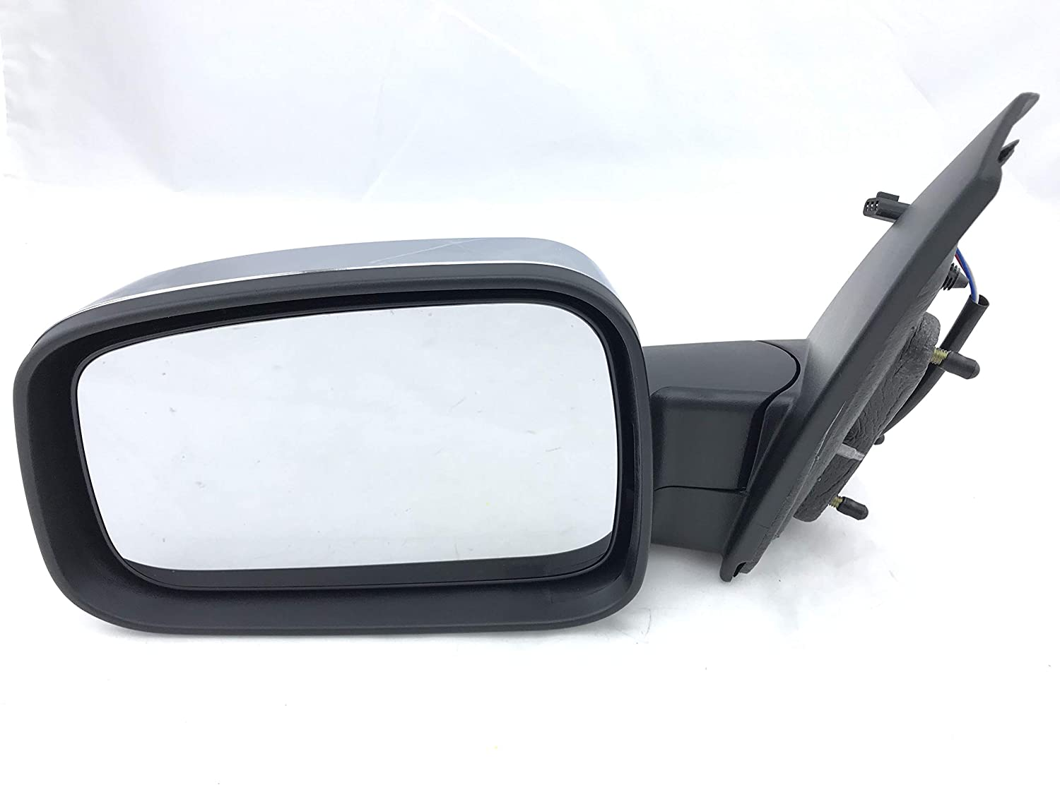 Passenger Side Mirror for Chevrolet HHR 06-11 PWR N-HT MIR LH   Left Outside Rear View Mirror Parts Link #: 20923831 CHROME OE: GM1320368