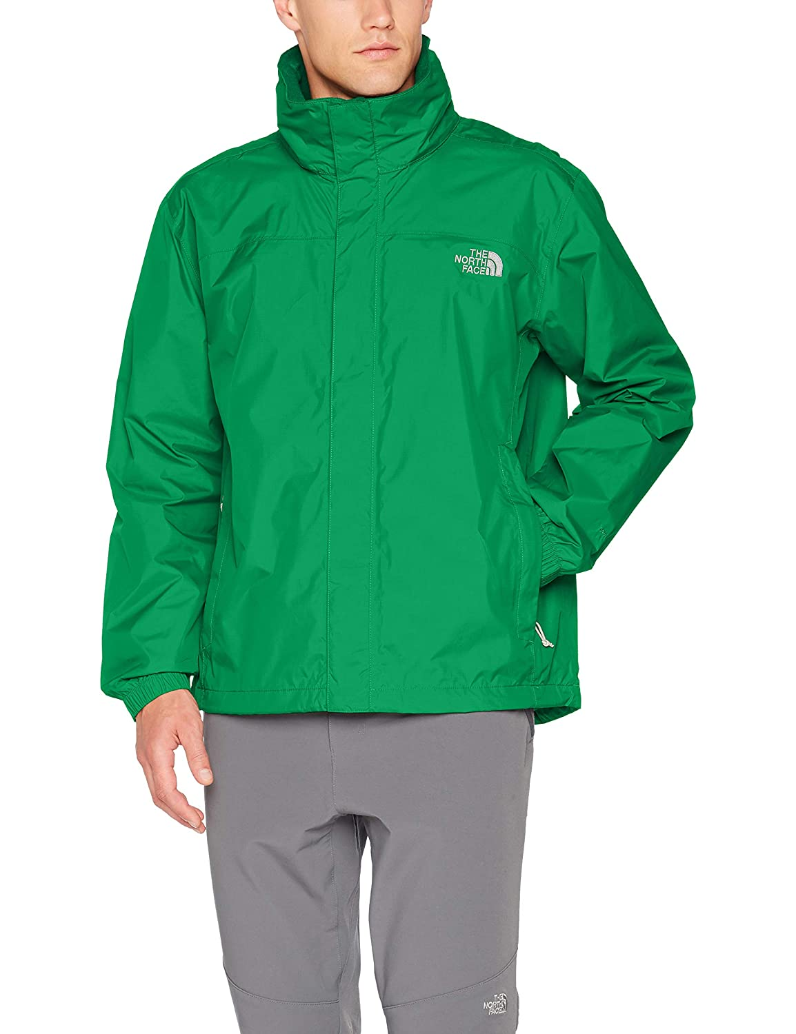 The North Face M Resolve Jacket Primary Green XXL