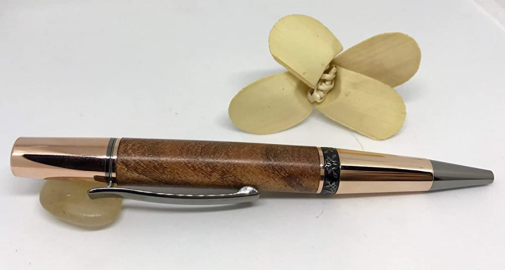 Handcrafted Wood Pen *Great for Grads and Weddings* Dads