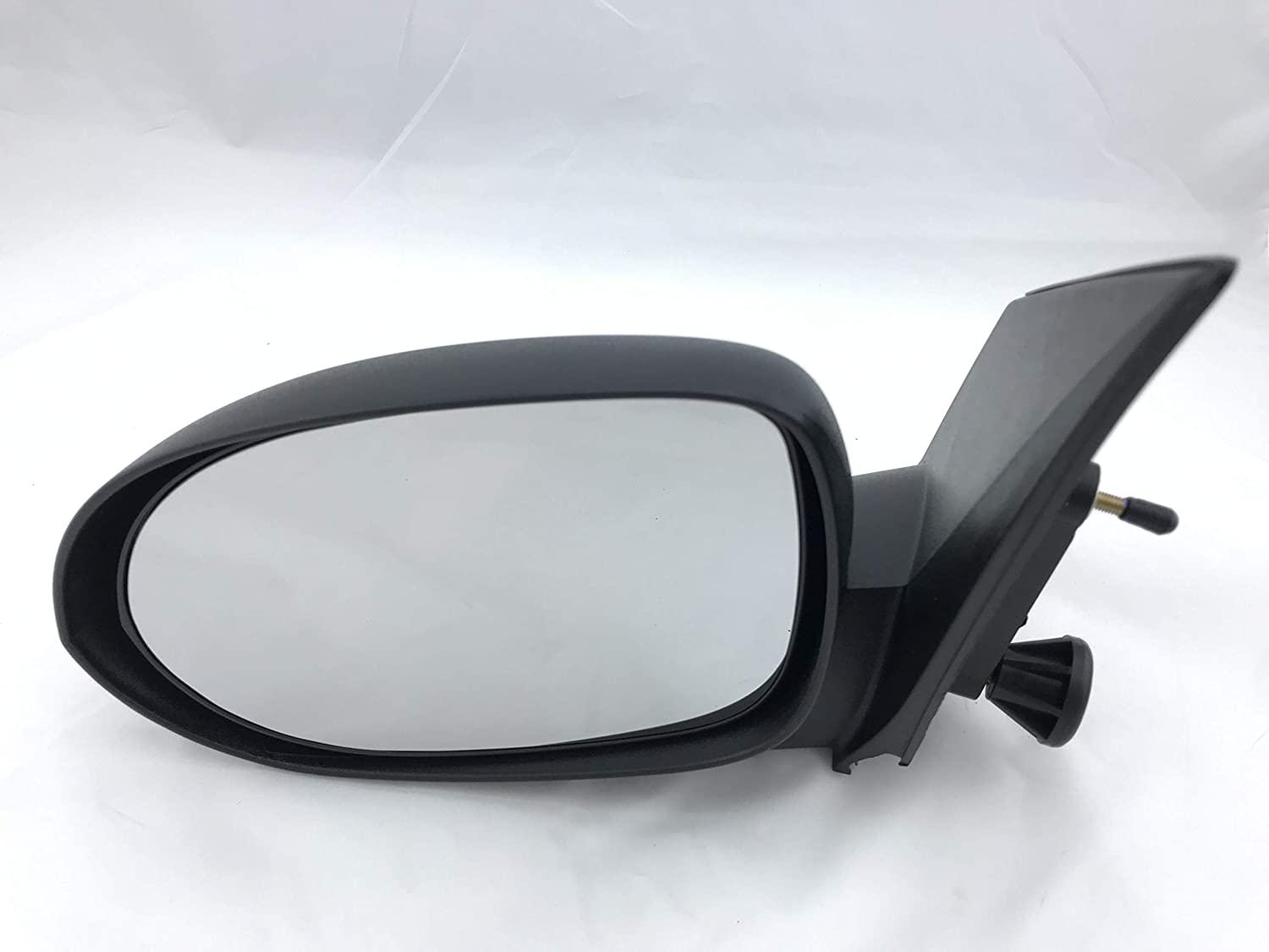 OE: CH1320264 TEXTURED | Left Outside Rear View Mirror Parts Link #: 5115037AC Passenger Side Mirror for DODGE CALIBER 07-12 N-FLD MAN MIR LH