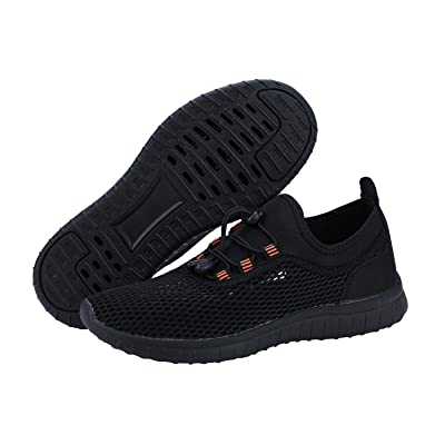 NEWVICO Men's Quick Dry Aqua Water Shoes Lightweight Athletic Sports Shoes | Water Shoes