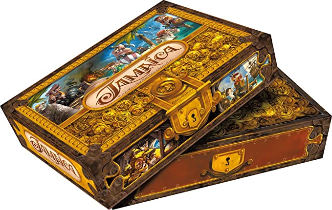 Asmodee Jamaica SCJCA01ML Juego de mesa: Amazon.es: Juguetes y juegos