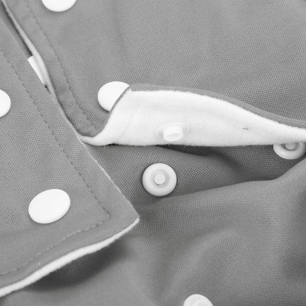 Adult Pocket Windel 5 Farben waschbar Adult Pocket Windel Bezug verstellbar wiederverwendbare Windel Stoff Adult Windel #6