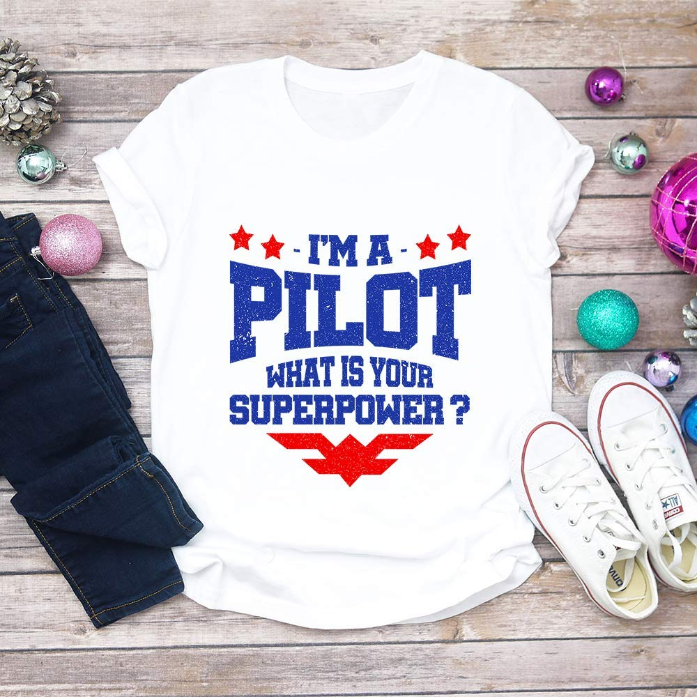 Amazoncom Im A Pilot What Is Your Superpower Birthday