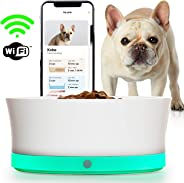 Obe ProBowl Smart Dog Food Bowl for Dogs | Personalized Feeding Bowl For Portion Control, Tracking and Reorder Food Automatic