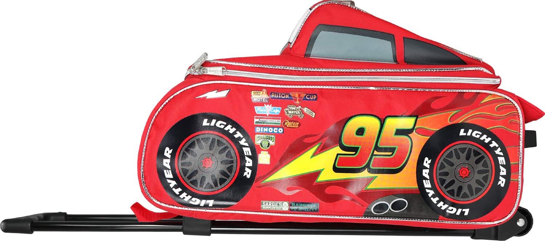 Amazon.com: Disney Pixar Cars 17 inches rayo mcqueen forma ...